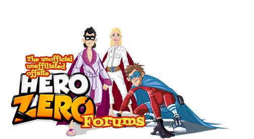 Un-Official Hero Zero Forum